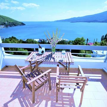 Panorama Apartments, Poros, Greece