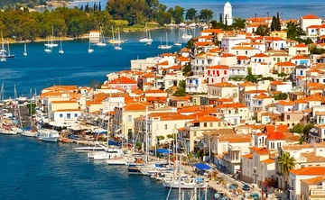 7 days Business training & chill in Greece Poros Island (Sept 2018)