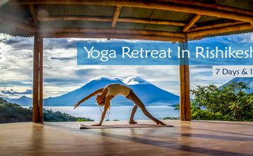 Yoga Retreat in Rishikesh - Ekam Yogashala