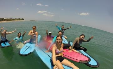 7 Day Women's Surf & Yoga Retreat Bali - Surf Sister