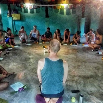 YIN YOGA TEACHER TRAINING  LEVEL ONE 100 HOURS