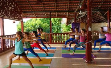 300hr Level 2 Jivani Yoga Advanced Teacher Training