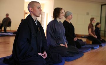 Grasses, Trees, and the Great Earth Sesshin: A 6-Day Meditation Retreat Outdoors