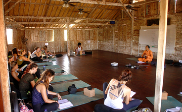 25 Days 200 Hours Yoga Teacher Training Course