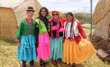 Lake Titicaca Magical Inner Journey, Meditation & Yoga Retreat