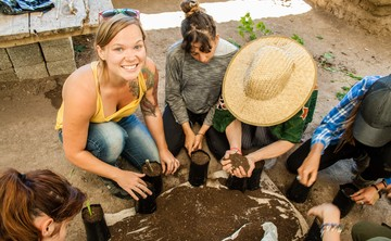 Permaculture Design Certification Course + Yoga and Meditation at Lake Atitlan, Guatemala
