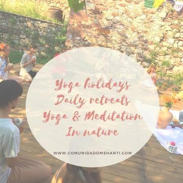 4 day Yoga and Meditation Holidays