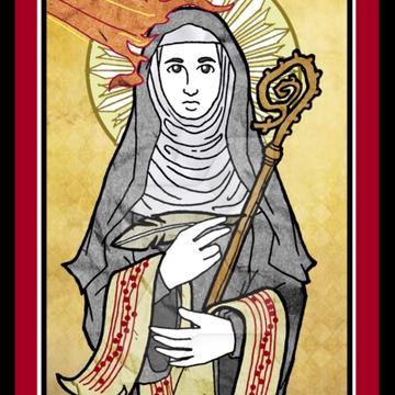Hildegard of Bingen's Medicine