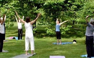 Fin de semaine de Yoga avec Marijo