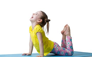 Kid's Yoga Program