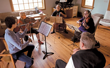 Alexander String Quartet Workshop-Festival-Retreat