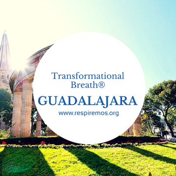 Transformational Breath® – Guadalajara
