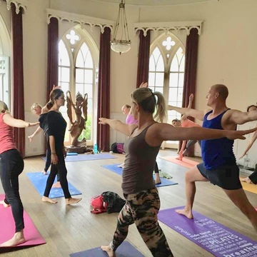 4 Day Easter Yoga & Meditation Retreat 2019