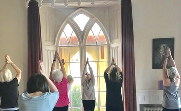 Easter Yoga & Meditation Retreat 2019