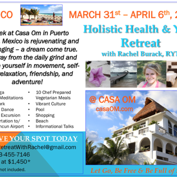 Holistic Health & Yoga Retreat