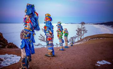 7 Day Sacred Mythic Journey Lake Baikal, Siberia