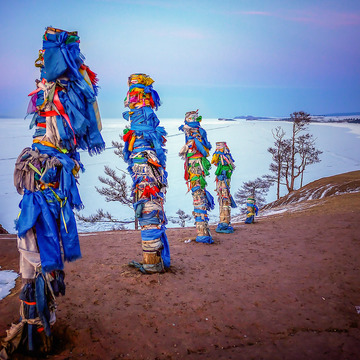 7 Day Sacred Mythic Journey Lake Baikal, Siberia