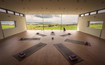 Visiting Teacher Yoga & Meditation with Lisa Quish