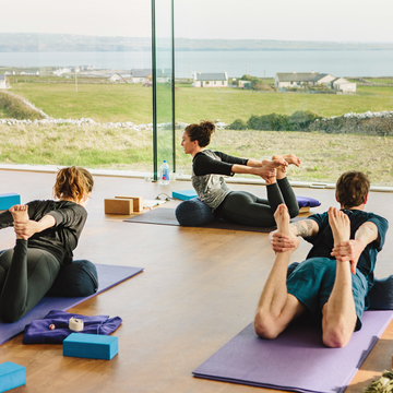 June Bank Holiday Yoga Getaway