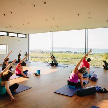 Residential Yoga Weekend