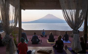 Sacred Sound Healing and Yin Yoga Retreat with Elizabeth Brumfield