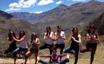 Global Yoga Shala Ashtanga Vinyasa Yoga Teacher Training in Peru