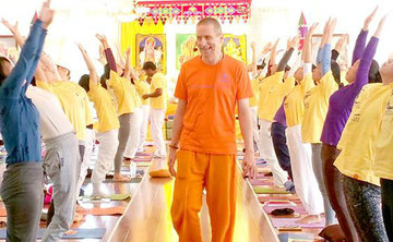 Yoga Teacher Training Course in Vietnam