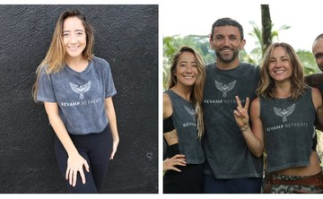 AWAKENING BRILLIANCE with Andrew Sealy, Megan Zimring, and Larisa Gosla in Bali
