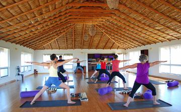 Christmas Holiday Yoga Vacation