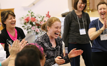 Laugha Yoga 3-Day Leader Certification Weekend