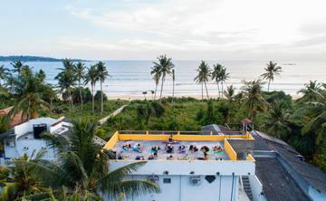 Vegan Yoga and Surf Retreat in Sri Lanka