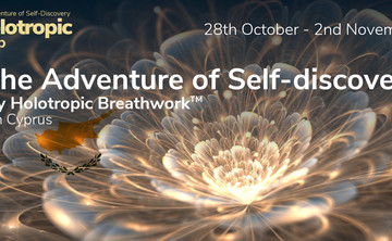 The Adventure of Self-discovery by Holotropic Breathwork™ on Cyprus
