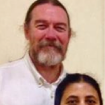 Peter and Pooja Copley