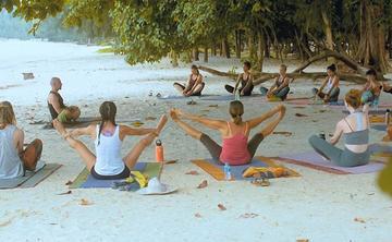 2 Week 100 hour Yoga Teacher Training Modual 1