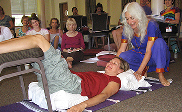 Yoga of the Heart: Cardiac and Cancer Certification Training 2019