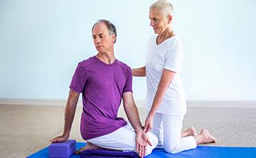 Adaptive Hatha Yoga Teacher Training – 2019