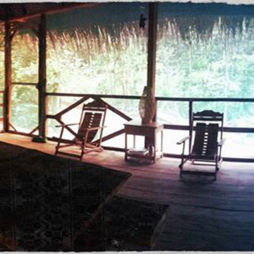 Amazonian Retreat Center Rental in Peru