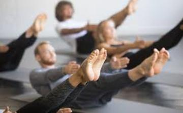 Yoga and Meditation with Caroline Kelley | Sold Out