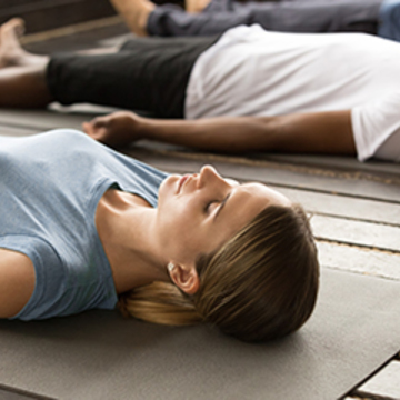 Yoga Nidra for Complete Relaxation and Stress Relief
