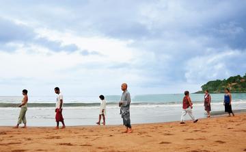 Unspoken Boundaries and Tai Chi-Qi Gong @ Mar de Jade