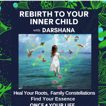 REBIRTH TO YOUR INNER CHILD - 5 DAYS INTENSIVE TRANSFORMATIONAL SEMINAR near the sea - in the jungle