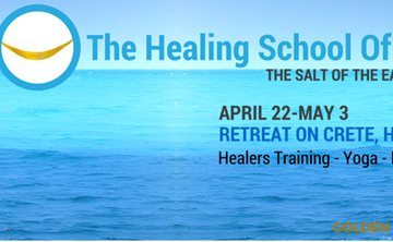 The Salt of the Earth – The Healing School of Salica - Retreat on Crete 22th April – 3rd May 2016