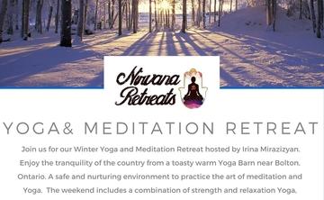 Winter Yoga Retreat