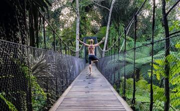Off-the-Grid Yoga Retreat in Bali