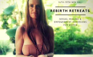 Rebirth Womens Retreat Bali