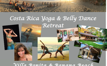 Costa Rica Yoga & Bellydance Retreat