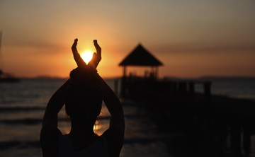 8 days of rejuvenating yoga and meditation