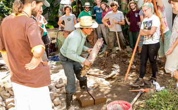 Permaculture Design Course (Full dates August 17-31, 2019)