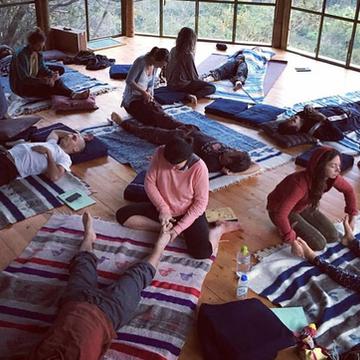Therapeutic Thai Massage Retreat with Randi Schiffman