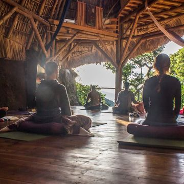 Unplug & Restore ~ Technology Cleanse & Yoga Retreat with Chelsea Hover